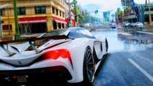 ماشین مدل بالا در GTA 5