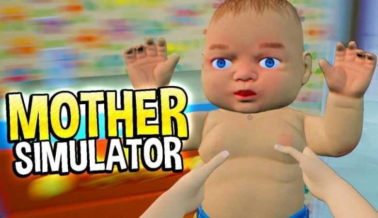 دانلود بازی Mother Simulator