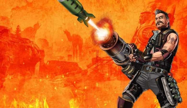 اسلحه جدید بازی Apex Legends