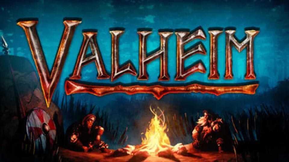پوستر بازی Valheim