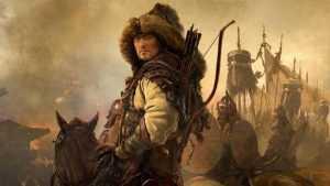 پوستر بازی Stronghold: Warlords
