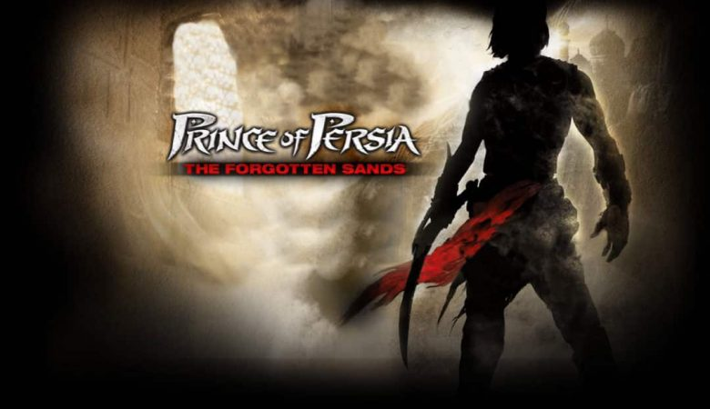 کاور بازی Prince of Persia: The Forgotten Sands