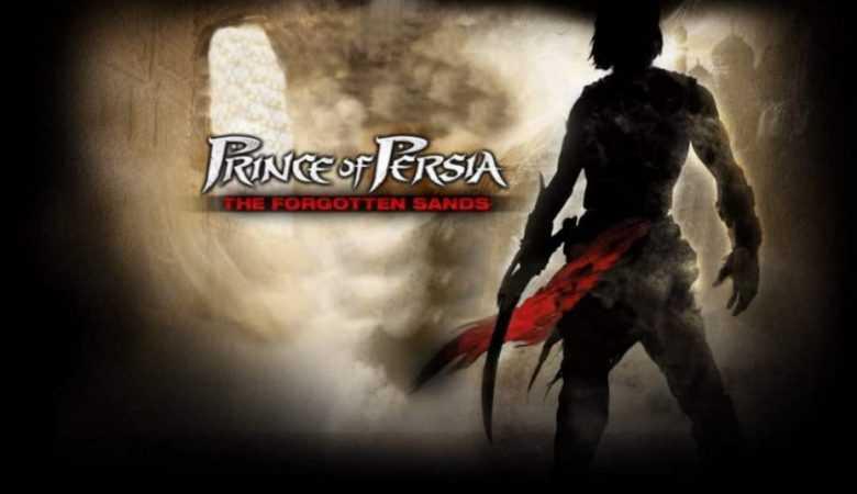 کاور بازی Prince of Persia: The Forgotten Sands