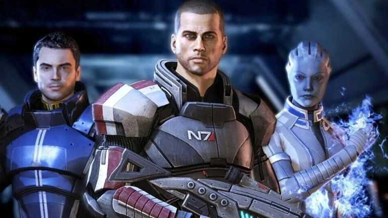 Mass Effect Legendary Edition download for ps4