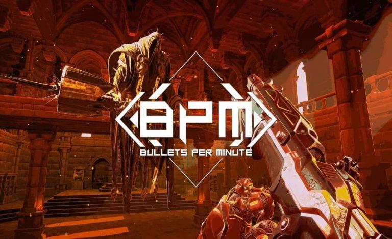 بازی BPM: Bullets Per Minute در تاریخ 5 اکتبر عرضه خواهد شد
