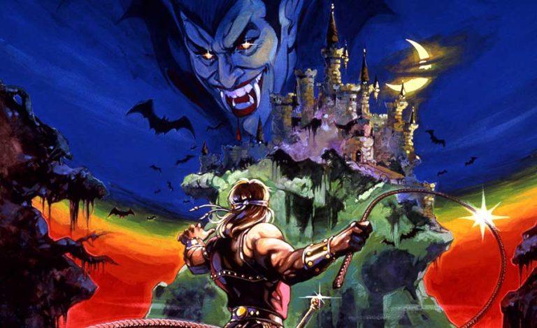 مجموعه Castlevania Advance در تایوان دیده شد