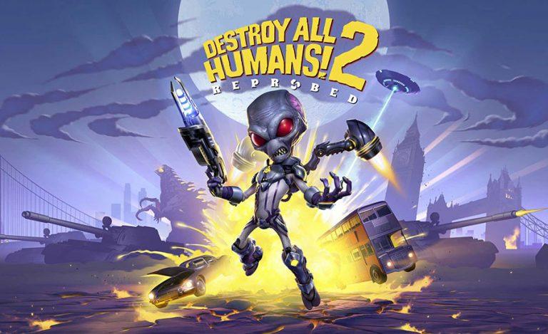 نسخه بازسازی شده Destroy All Humans 2 معرفی شد