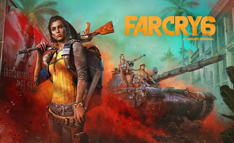 مشخصات و ویژگیهای سختافزاری بازی Far Cry 6 مشخص شد