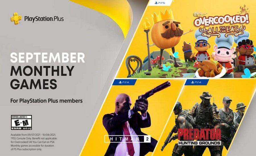 بازیهای رایگان پلی استیشن پلاس در ماه سپتامبر معرفی شد