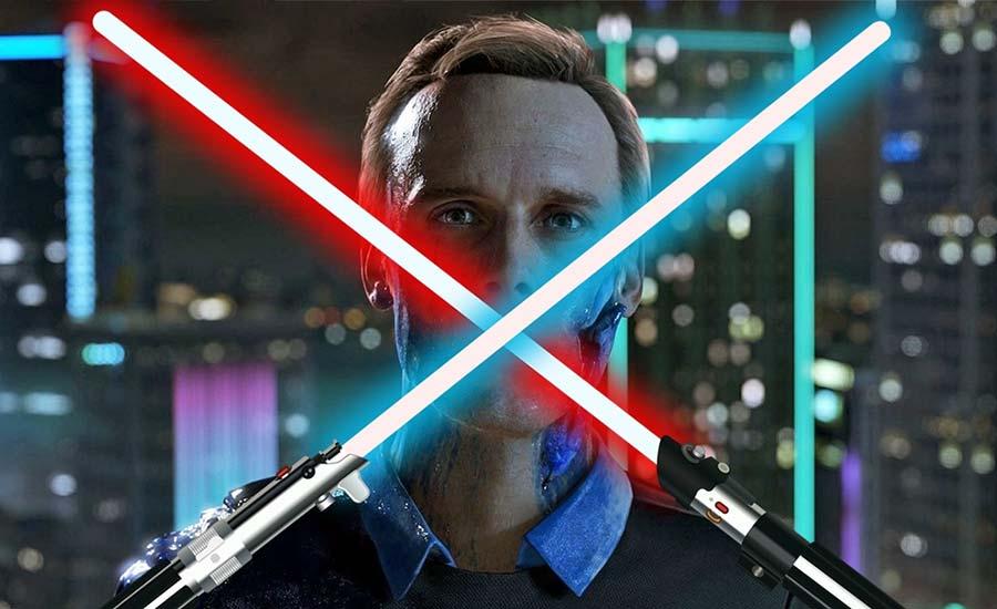 شایعه احتمال عرضه یک بازی جدید از سری جنگ ستارگان توسط استودیوی Quantic Dream