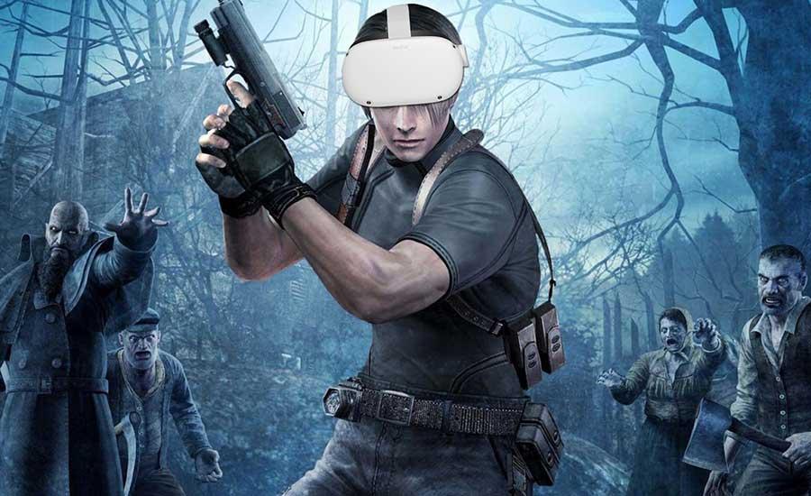 Resident Evil 4 VR برای Oculus Quest 2 در 21 اکتبر عرضه میشود
