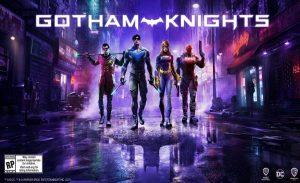 برخی از طراحیهای بازی Gotham Knights منتشر شد