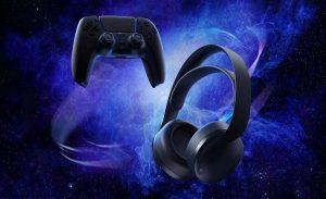 هدست PS5 Pulse 3D با رنگ Midnight Black عرضه میشود