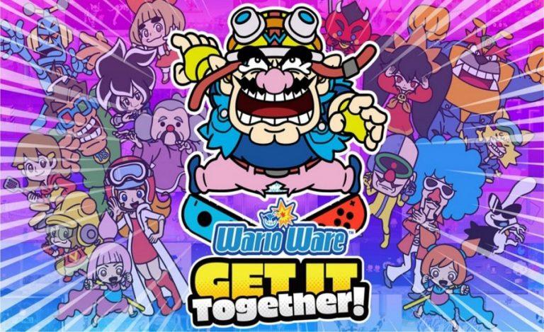 بازی WarioWare: Get It Together رونمایی شد