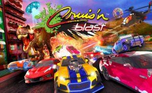 بازی Cruis'n Blast بر روی کنسول نینتندو سوییچ عرضه شد