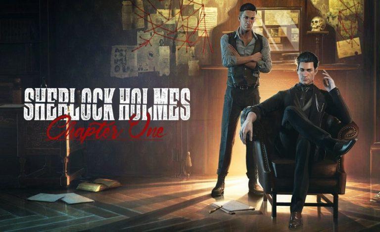 عرضه بازی Sherlock Holmes: Chapter One در پاییز امسال