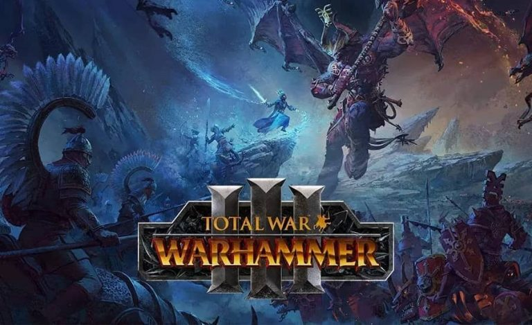 بازی Total War: Warhammer 3 تا اوایل سال 2022 تاخیر خورد