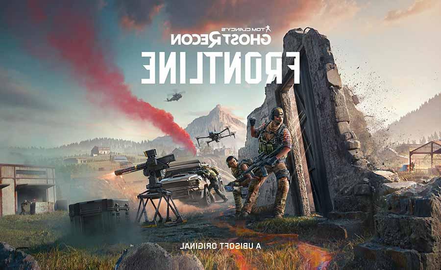 Ubisoft از بازی Ghost Recon Frontline رونمایی میکند