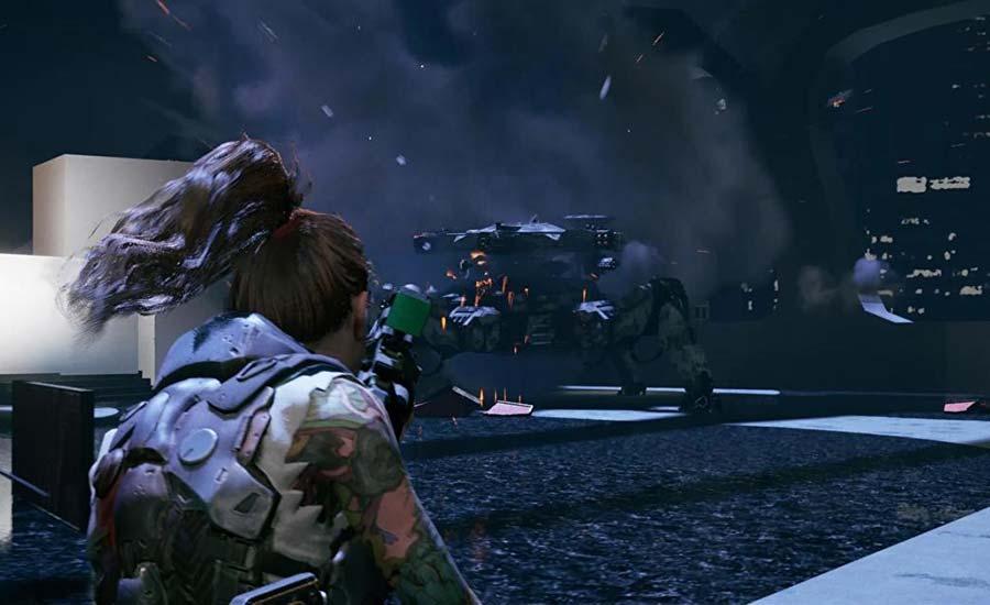 بازی اکشن Wanted: Dead توسط Ninja Gaiden ساخته میشود
