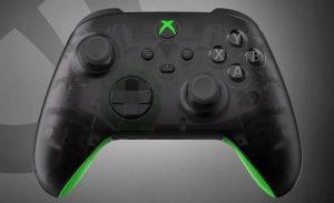 مایکروسافت یک کنترلر شفاف را برای بیستمین سالگرد Xbox عرضه میکند